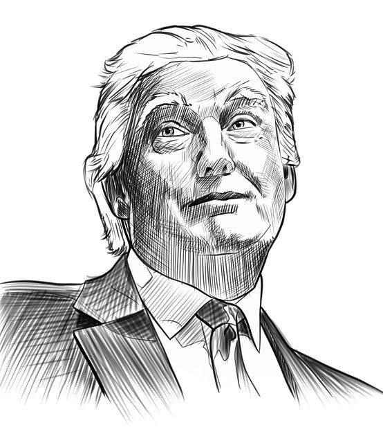 Donald Trump 45. US Präsident